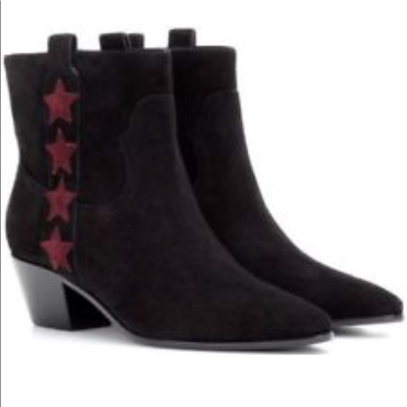 5c2aac41 YSL Yves Saint Laurent Rock Star 40 boots size 36